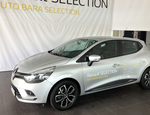 Renault Selection car branding